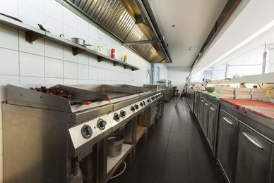 Vente de matériel de cuisson horizontal professionnel