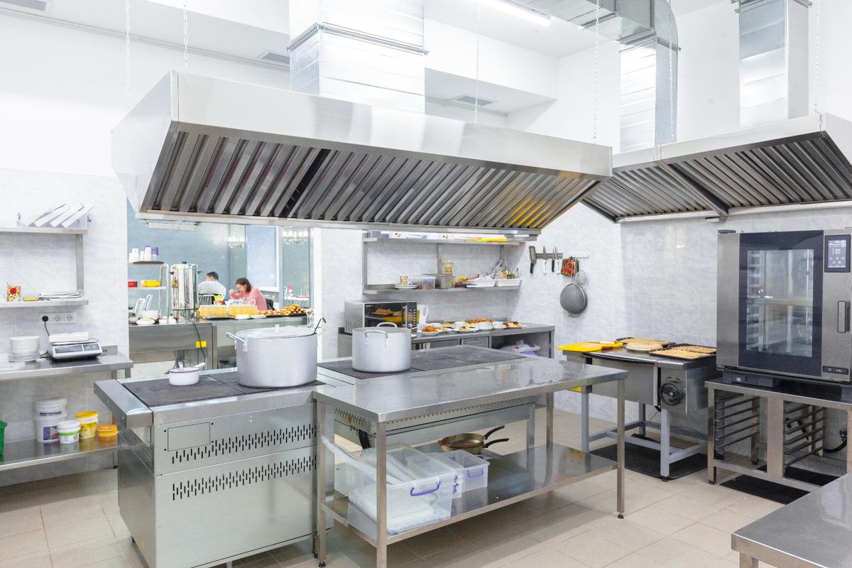 Vente de matériel de cuisine professionnelle