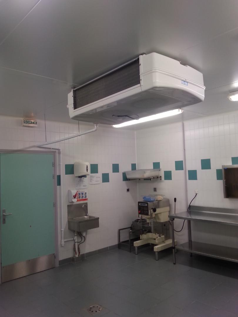 Laboratoires de preparation